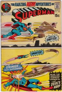 Superman #235 (Mar-71) VF/NM High-Grade Superman