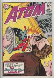 Atom, The #18 (May-65) VG/FN Mid-Grade The Atom