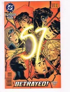 Sovereign Seven #15 VF DC Comics Comic Book Claremont Oct 1996 DE23