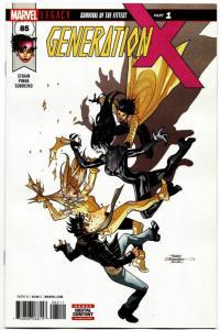 Generation X #85 (Marvel, 2018) NM