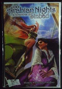 1001 Arabian Nights: The Adventures of Sinbad #3 Cover B (2008)
