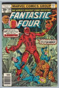 Fantastic Four 184 Jul 1977 VF (8.0)