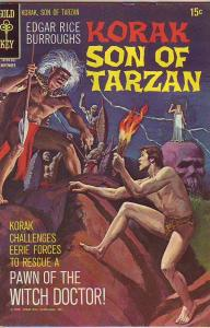 Korak Son of Tarzan #38 (Nov-70) NM- High-Grade Korak