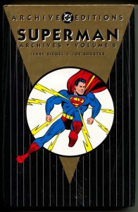 Superman Archives 8 hardcover- sealed