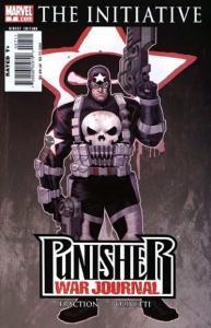 Punisher War Journal (2007 series) #7, NM + (Stock photo)