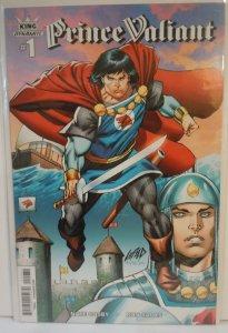 Prince Valiant #1 Variant