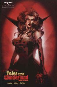 Tales from Wonderland: Queen of Hearts #1A FN; Zenescope   save on shipping - de