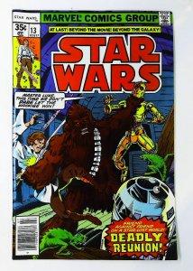 Star Wars (1977 series) #13, NM- (Actual scan)