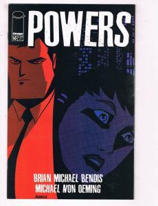 Powers #16 FN Icon Marvel Comics Comic Book Bendis 2000 DE35