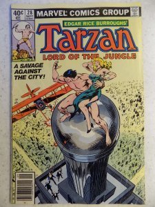 TARZAN LORD OF THE JUNGLE # 28