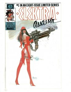 8 Elektra Assassin Marvel Comics 1 2 3 4 5 6 7 8 Daredevil Epic Mini Series HG1