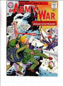 Our Army at War #154 (May-65) VG Affordable-Grade Easy Company, Sgt. Rock