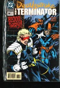 Deathstroke the Terminator #38 (1994)
