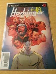 Harbinger: Renegade #0