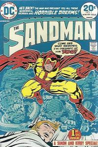 THE SAND MAN #1 VFN+ $35.00