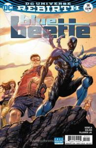 Blue Beetle (6th Series) #14A VF/NM; DC | save on shipping - details inside