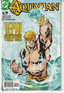Aquaman #14 (2004)