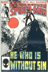 The Spectacular Spider-Man #109 (1985) 8.5+