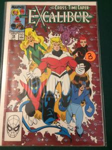 Excalibur #18 The Cross-Time Caper- part 7 of 9