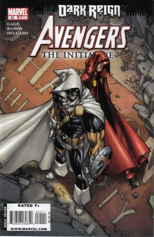 Avengers: The Initiative #25 VF/NM; Marvel | save on shipping - details inside