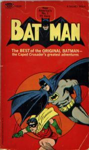 DC Batman (Signet D2939, 1966, 4th printing) Very Good