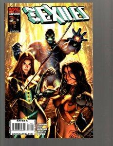 12 Comics New Exiles #14 15 16 17 18 Mythos Ghost Rider 1 & Hulk 1 + more EK22