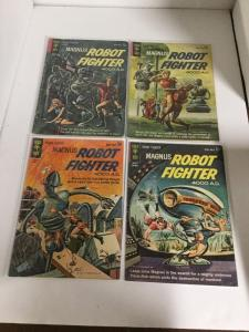 Magnus Robot Fighter 1-45 Lot Set Run Grade See Description Missing 14 17