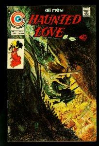 Haunted Love #11 1975- Charlton Comics- Ditko- Tom Sutton- Final issue- VF