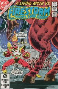 Fury of Firestorm, The #6 VF; DC   save on shipping - details inside