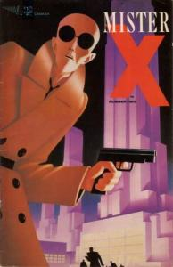 Mister X (1984 series) #2, NM- (Stock photo)