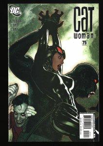 Catwoman (2002) #75 NM 9.4 Adam Hughes art