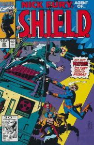 Nick Fury, Agent of S.H.I.E.L.D. (3rd Series) #29 VF/NM; Marvel | save on shippi