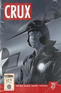 Crux #25, NM (Stock photo)