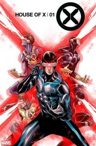 HOUSE OF X (2019 MARVEL) #1 VARIANT CHARACTER DECADES PRESALE-07/24