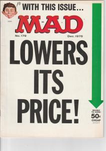 MAD Magazine #179