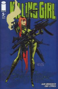 Killing Girl #5A FN; Image | save on shipping - details inside