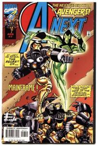 A-NEXT #7-1999-FIRST HOPE PYM (VAN DYNE) RED QUEEN-ANT-MAN MOVIE