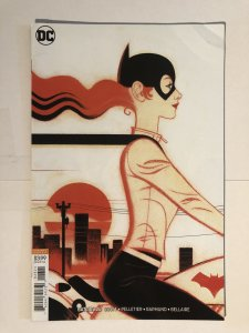 Batgirl #26 (2018) - Cover B