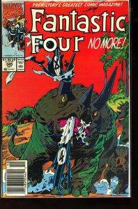 Fantastic Four #345 (1990)
