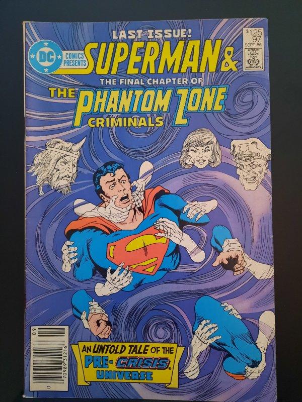 DC Comics Presents #97 (1986)