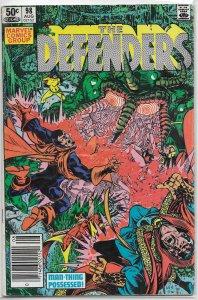 Defenders  vol. 1   # 98 GD/VG