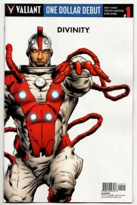 Divinity #1 (Valiant, 2019) NM