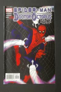 Spider-Man Doctor Octopus Negative Exposure #2 Jan 2004