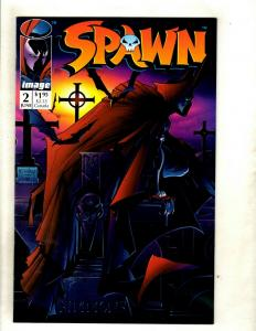 9 Spawn Image Comics # 2 8 10 11 12 13 14 15 21  HJ12