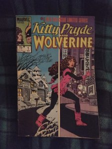 Kitty Pride and Wolverine #1