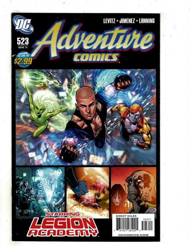 Adventure Comics #523 (2011) OF42