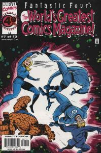 Fantastic Four: The World's Greatest Comics Magazine #7 VF/NM; Marvel | save on