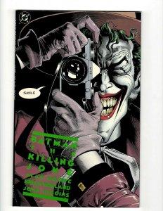 Batman The Killing Joke NM 1st Print DC Comic Book Alan Moore Joker Gotham SR1