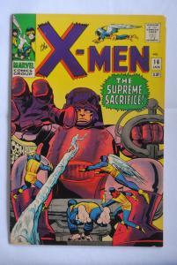 X-Men 19 Midgrade