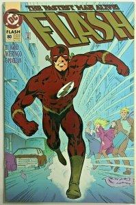 FLASH#80 VF/NM 1993 DC COMICS